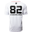 Gorilla Wear 82 Jersey (fehér)