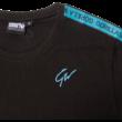 Gorilla Wear Chester T-shirt (fekete/kék)