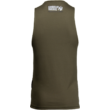 Gorilla Wear Dakota Sleeveless T-Shirt (army zöld)