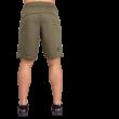 Gorilla Wear Branson Shorts (fekete/army zöld)