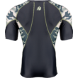 Gorilla Wear Cypress Rashguard Short Sleeves (army zöld terepmintás)