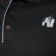 Gorilla Wear Forbes Polo (fekete)
