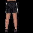 Gorilla Wear Henderson Muay Thai/Kickboxing Shorts (fekete/szürke)