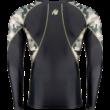 Gorilla Wear Lander Rashguard Long Sleeves (army zöld/terepmintás)