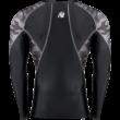 Gorilla Wear Lander Rashguard Long Sleeves (fekete/szürke/terepmintás)