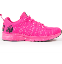Brooklyn Knitted Sneakers - Pink/White (pink/fehér)