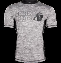 Gorilla Wear Austin T-shirt (szürke/fekete)