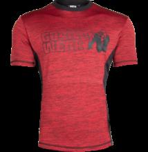Gorilla Wear Austin T-shirt (piros/fekete)