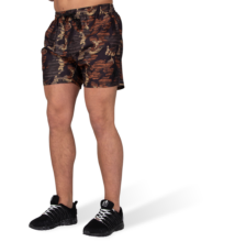 Gorilla Wear Bailey Short (barna terepmintás)