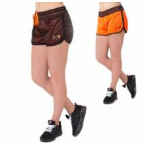 Gorilla Wear Madison Reversible Shorts (fekete/narancs)