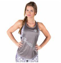 Gorilla Wear Florida Stringer Tank Top (szürke/fehér)