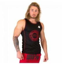 Gorilla Wear Kenwood Tank Top Atléta trikó (fekete/piros)