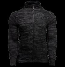 Gorilla Wear Keno Zipped Hoodie (fekete/szürke)