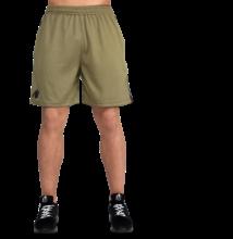 Gorilla Wear Reydon Mesh Shorts (army zöld)