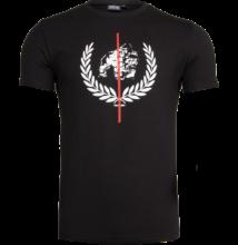 Gorilla Wear Rock Hill T-shirt (fekete)