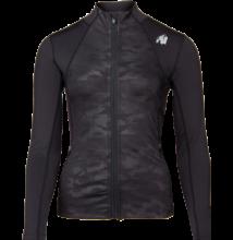 Gorilla Wear Savannah Jacket (fekete/terepmintás)