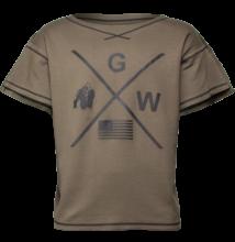 Gorilla Wear Sheldon Workout Top (army zöld)
