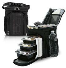 Isolator Fitness ISOCUBE 3 MEAL (fekete)