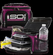 Isolator Fitness ISOMINI (fekete/lila)