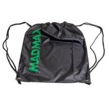 MADMAX Waterpoof Gymsack Edzőzsák (Fekete/Zöld)