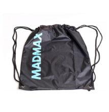 MADMAX Waterpoof Gymsack Edzőzsák (Fekete/Kék-Zöld)