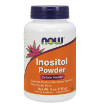 NOW Foods Inositol Powder (113g)