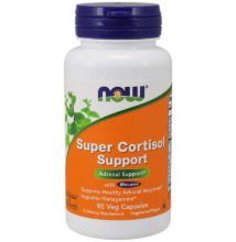 NOW Foods Super Cortisol Support (90 kapszula)