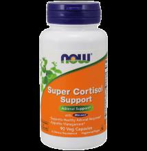 NOW Foods Super Cortisol Support (90 kapszula)
