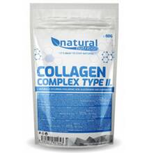 Natural Nutrition Collagen Complex Type II. (2-es típusú csirke kollagén por) (50g)
