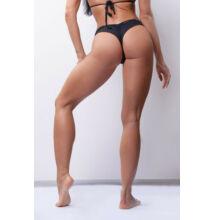 NEBBIA Brasil scrunch butt bikini 632 (Fekete)
