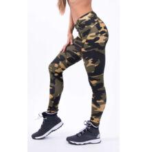 NEBBIA Bubble Butt leggings 252 (Terepmintás)