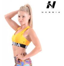NEBBIA SUPPLEX minitrikó 207 (Sárga)