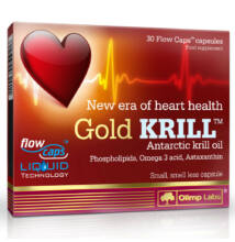 Olimp Gold Krill (30 lágykapszula)