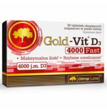 Olimp Gold-Vit D3 4000 Fast (30 tabletta)