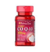 Puritan's Pride Q-SORB™ CO Q-10 100mg (60 lágy kapszula)