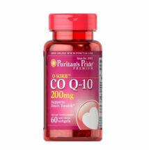 Puritan's Pride Q-SORB™ CO Q-10 200mg (60 lágy kapszula)