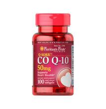 Puritan's Pride Q-SORB™ CO Q-10 50mg (100 lágy kapszula)
