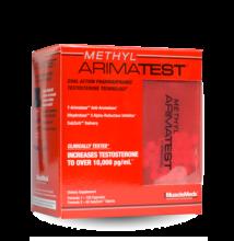 MuscleMeds Methyl ArimaTEST (120 kapszula+60 tabletta)