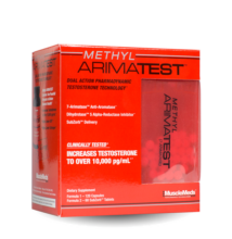 MuscleMeds Methyl ArimaTEST (120 kapszula+60 tabletta)