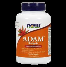NOW Foods ADAM™ Men's Multiple Vitamin (90 lágy kapszula)