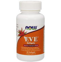 NOW Foods Eve™ Women's Multiple Vitamin (90 lágy kapszula)