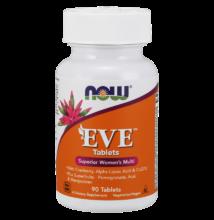 NOW Foods Eve™ Women's Multiple Vitamin (90 tabletta)