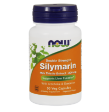 NOW Foods Silymarin 300mg (100 kapszula)