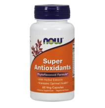 NOW Foods Super Antioxidants (60 kapszula)