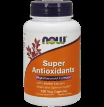 NOW Foods Super Antioxidants (120 kapszula)