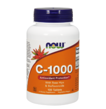 NOW Foods C-1000 (250 tabletta) AKCIÓS!
