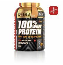 Nutrend 100% Whey Protein LIMITÁLT KIADÁS (2820g)