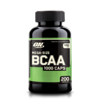 Optimum Nutrition BCAA 1000 Caps (200 kapszula)