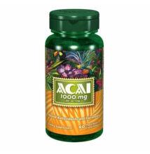 Puritan's Pride Acai 1000 mg (60 lágy kapszula)