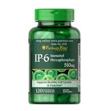 Puritan's Pride IP-6 Inositol Hexaphosphate 510mg (120 kapszula)
